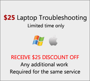 $25 Laptop Troublshooting