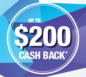 Brother products and receive up to $200 Cash Back