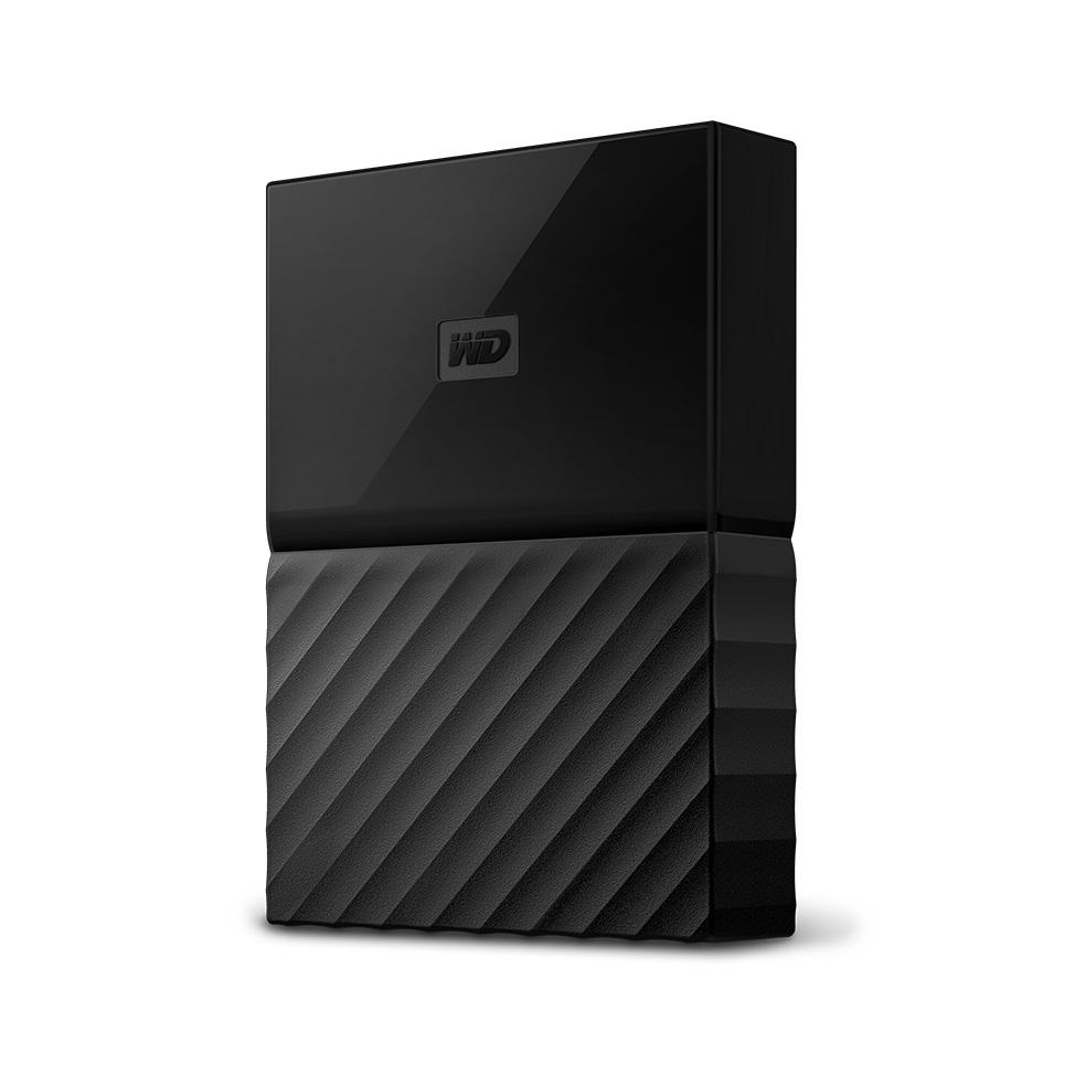 WD WDBZGE0040BBK-WESN 4TB My Passport Gaming Storage for PS4