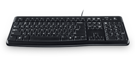 898e90db554 With low-profile keys, a standard layout and a sleek yet sturdy design,  this USB keyboard gives you a better typing experience that's built to last.