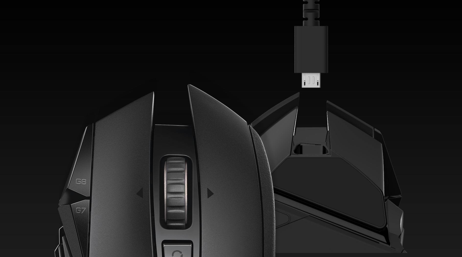 G502 LIGHTSPEED | Mouse with 60-Hour LiPo Battery
